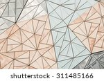 close up of the exterior design ...   Shutterstock . vector #311485166