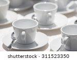coffee cups | Shutterstock . vector #311523350