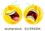 theatre comedy tragedy mask... | Shutterstock .eps vector #311596304