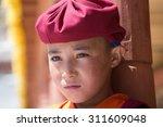 hemis  india   june 27  2015  ... | Shutterstock . vector #311609048