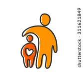 parent. template design for an... | Shutterstock .eps vector #311621849