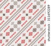 ethno seamless pattern. ethnic...   Shutterstock .eps vector #311692289