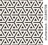 vector seamless pattern. modern ... | Shutterstock .eps vector #311840708