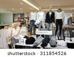 hong kong   april 14  2015  new ... | Shutterstock . vector #311854526
