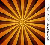 vector sunburst pattern.... | Shutterstock .eps vector #311924438