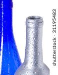 coloured creative bottle.... | Shutterstock . vector #31195483