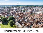 A View Over The City Of York I...