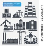 industry engineer and... | Shutterstock .eps vector #312001544