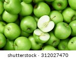 Green Apple Raw Fruit And...