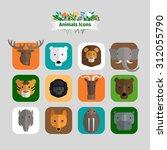 wild animals avatars
