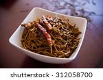 traditional rich indian food | Shutterstock . vector #312058700