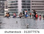 nagoya  japan   may 3  2012 ... | Shutterstock . vector #312077576