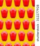 precious stones seamless... | Shutterstock .eps vector #312277928