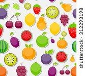 seamless pattern background... | Shutterstock .eps vector #312293198