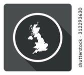 united kingdom map dark sign...   Shutterstock .eps vector #312293630