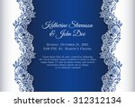 Romantic Wedding Invitation...
