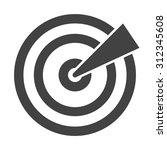 marketing  segmentation ... | Shutterstock .eps vector #312345608