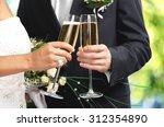 wedding. | Shutterstock . vector #312354890