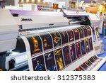 bangkok   august 29   mimaki... | Shutterstock . vector #312375383