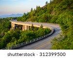 blue ridge parkway | Shutterstock . vector #312399500
