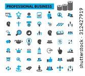 business success  ideas  growth ...   Shutterstock .eps vector #312427919