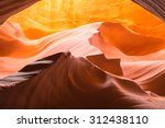 Antelope Canyon In Navajo...
