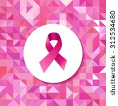 breast cancer awareness... | Shutterstock .eps vector #312534680