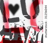 abstract grunge design...   Shutterstock . vector #31256044
