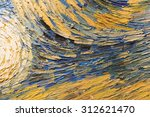 Colorful Abstract Texture  Can...
