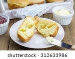 Homemade Crunchy Buttery...