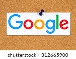 kiev  ukraine   september 02 ...   Shutterstock . vector #312665900
