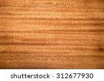 texture of mahogany wood... | Shutterstock . vector #312677930