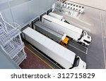 Big Distribution Warehouse With ...