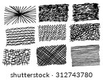 background   lines and streaks   | Shutterstock .eps vector #312743780