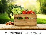 Vegetables From Market