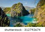 coron   trips | Shutterstock . vector #312792674