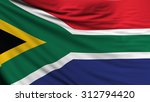 south african flag  s.africa... | Shutterstock . vector #312794420
