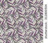 decorative ornamental seamless... | Shutterstock .eps vector #312800504