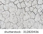 Soil Drought Cracked Texture