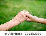 old age | Shutterstock . vector #312863330