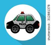 car icon design  vector... | Shutterstock .eps vector #312881378