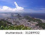sugar loaf  rio de janerio   Shutterstock . vector #31289932
