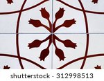 ceramic tiles for walls and... | Shutterstock . vector #312998513