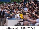 venice  italy   03 september... | Shutterstock . vector #313094774