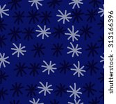 seamless pattern of winter...   Shutterstock .eps vector #313166396