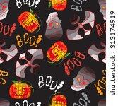 vector illustration of a... | Shutterstock .eps vector #313174919