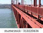 golden gate bridge stock photo | Shutterstock . vector #313220636