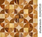 interior wall panel pattern  ...   Shutterstock . vector #313424510