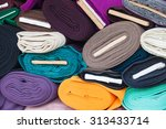 Rolls Of Fabric And Textiles I...