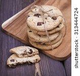 cookies | Shutterstock . vector #313444724